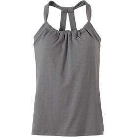 Prana W's Quinn Chakara Top Heather Grey